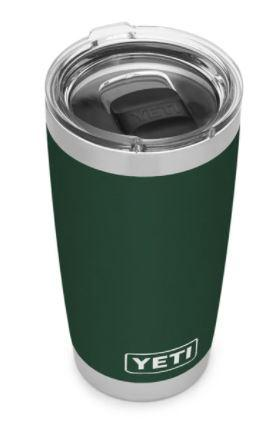 Yeti Rambler 20oz Tumbler Northwoods Green - Pacific Flyway Supplies