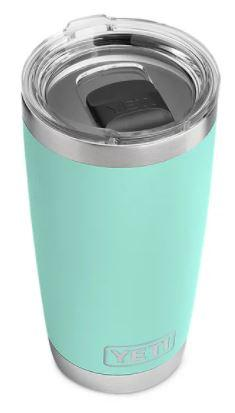 Yeti Rambler 20oz Tumbler Seafoam - Pacific Flyway Supplies