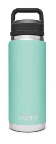 Yeti Rambler 26oz Bottle Seafoam - Pacific Flyway Supplies