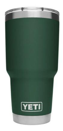 Yeti Rambler 30oz Tumbler Northwoods Green - Pacific Flyway Supplies