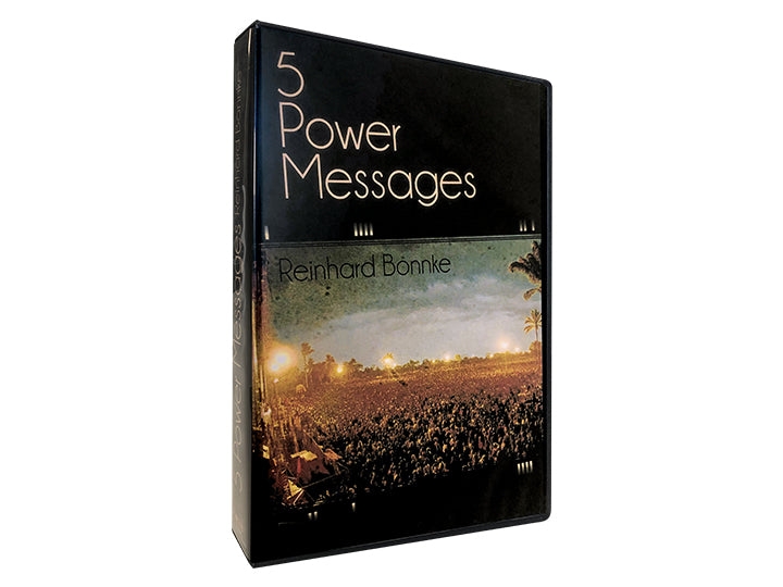 5 Power Messages - 5 CD Set