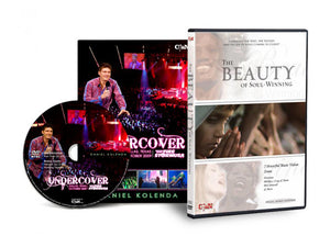 The Beauty of Soul-Winning + Undercover (2 DVD Set)
