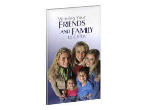 Winning Your Friends and Family to Christ (Booklet)