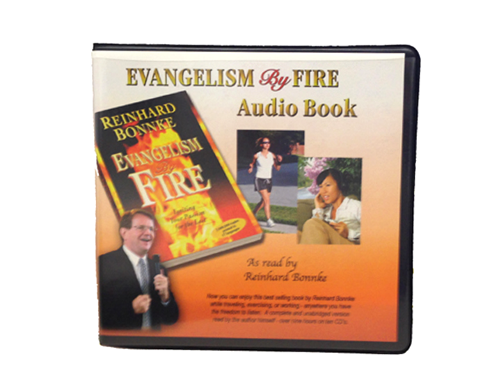 Evangelism by Fire Audio Series - 10 CD Set