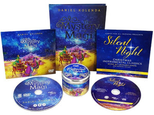 MYSTERY OF THE MAGI & SILENT NIGHT - GIFT SET