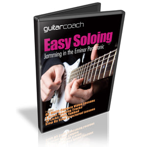 Easy Soloing - Mastering The Pentatonic Scale