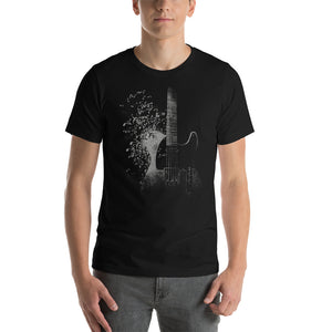 "Guitar Notes ""Telecaster"" T-shirt"