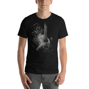 "Guitar Notes ""Les Paul"" T-shirt"