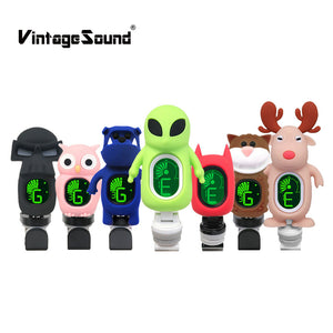 Cartoon Character Guitar Tuners