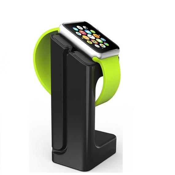 MobiLooks® for Apple Watch Charging Dock  Stand Holder for Series 1 / 2 / 3 / 4 / 5  (38mm,40mm, 42mm,44mm)