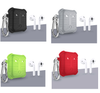 Apple AirPods Case i-Smile Shockproof Rugged Edition Silicone Cover (Gery)