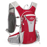 12L Sports Hydration Pack-Wine Red-ERucks
