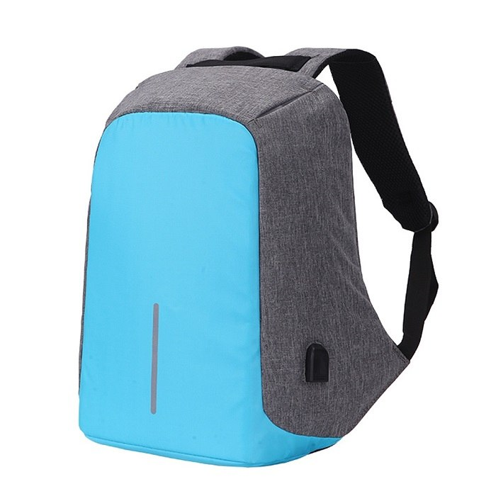 Original Anti-Theft Backpack With USB Charging-Teal-ERucks