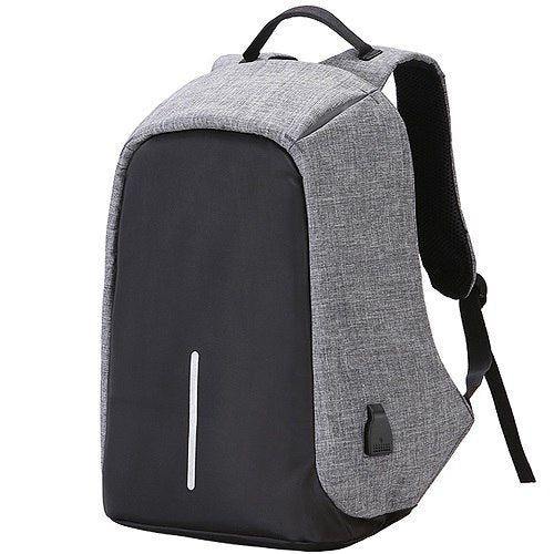 Original Anti-Theft Backpack With USB Charging-Terry Grey-ERucks