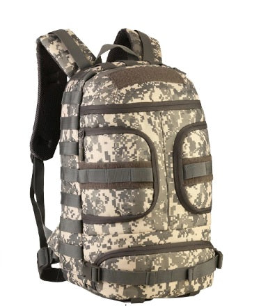 Sinairsoft 35L Military Molle Tactical Backpack-ACU Camo-ERucks