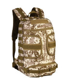 Sinairsoft 35L Military Molle Tactical Backpack-Desert Digital Camo-ERucks