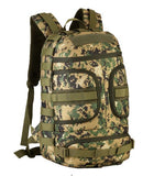 Sinairsoft 35L Military Molle Tactical Backpack-Jungle Digital Camo-ERucks