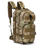 25L Molle Military Tactical Backpack-CP Camo-ERucks
