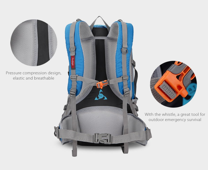 Free Knight 45L Climbing Hiking Backpack