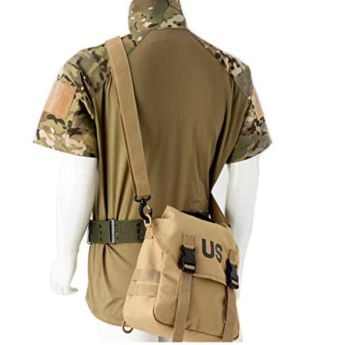 Multipurpose Military Alice Butt Pack with Molle Webbing Sling Bag for Daily Commuter