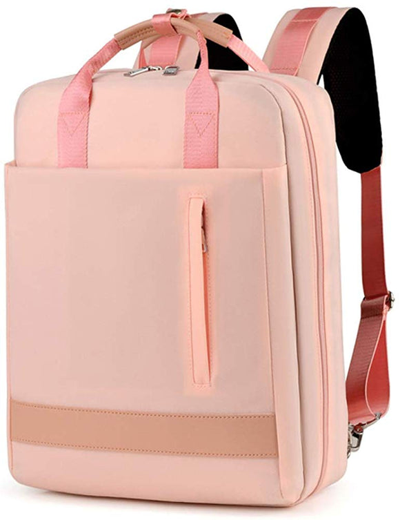 Premium Oxford Laptop Backpack With USB Charging Port