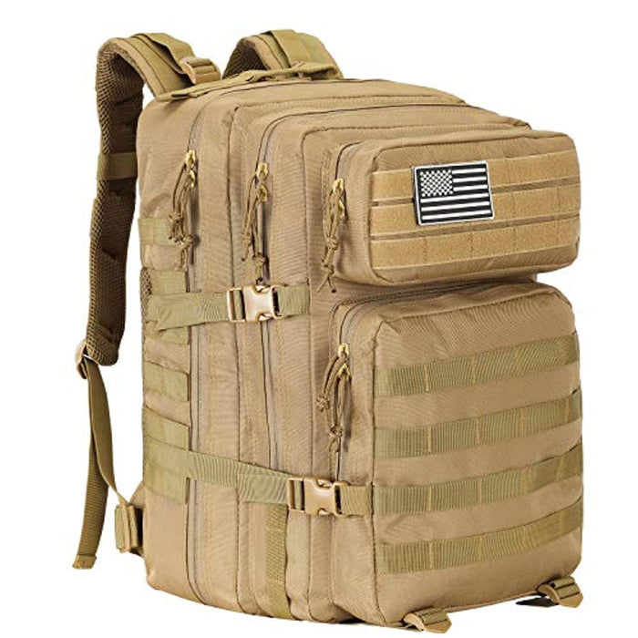 42L Large Military Assault Molle Backpack