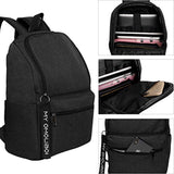 14 Inch Water Resistant Laptop School & Travel Backpack