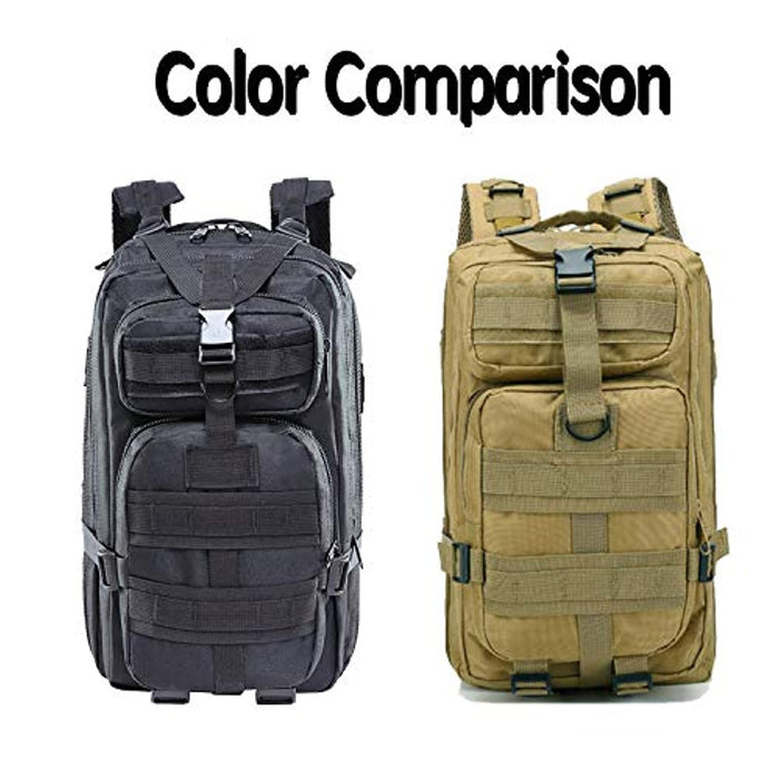30L Multifunction High Density Oxford Backpack