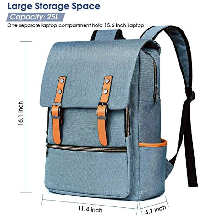 Oxford Traveler Laptop Backpack 15.6""