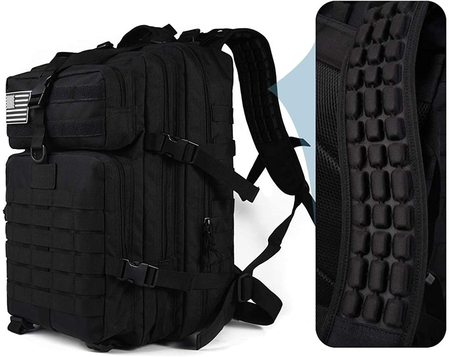 45L Military Molle Tactical Army Backpack