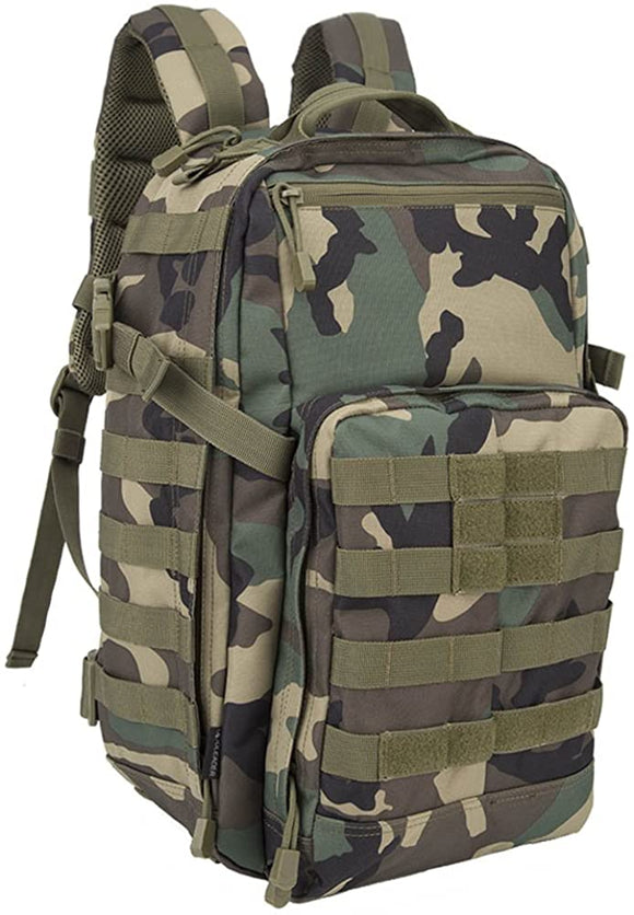 30 L Tactical Military Backpack Army Assault Bag Molle Rucksack
