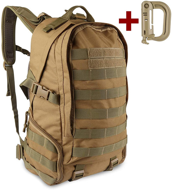 35 L Expandable Tactical Backpack