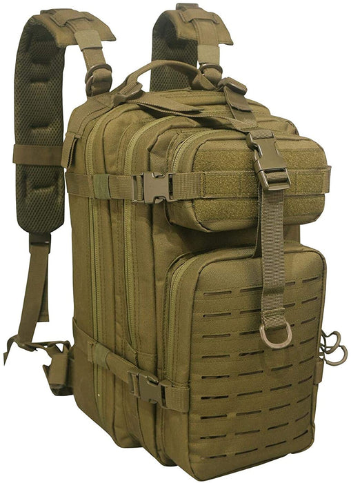 Tactical Small Assault Backpack Military Backpack Tactical Bag for Outdoor, Hiking, Camping Travel