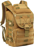 35L Military Tactical Backpack Large Army Assault Rucksack