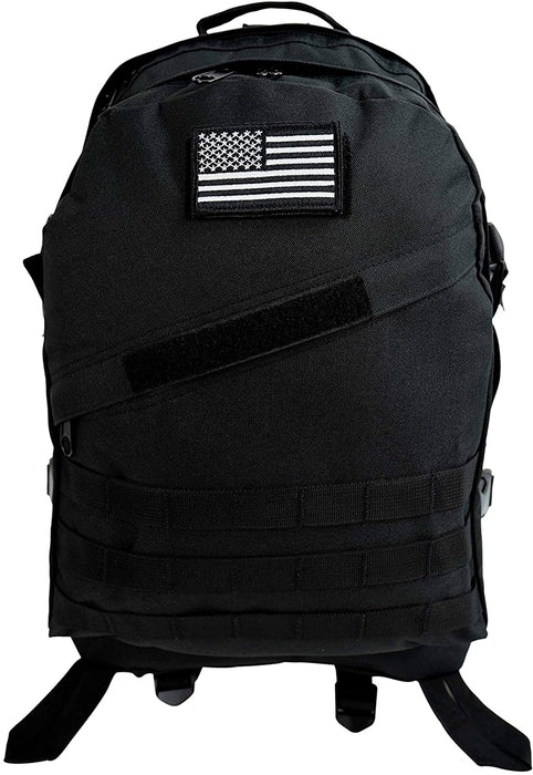 Molle Military Army Tactical Backpack Combat 3 Day Assault Rucksack