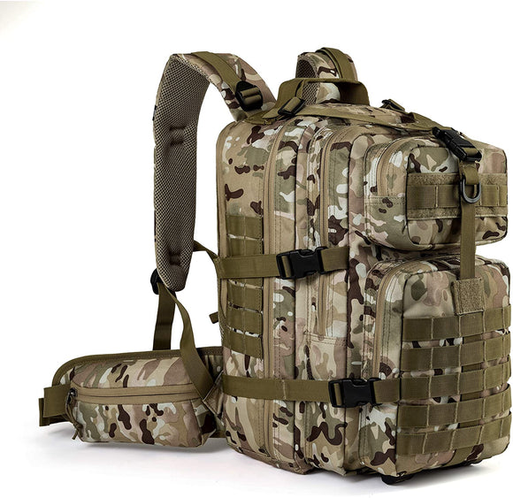 33L Military Army MOLLE Rucksack