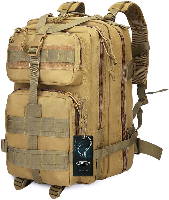 40L Military Survival Tactical Molle Backpack
