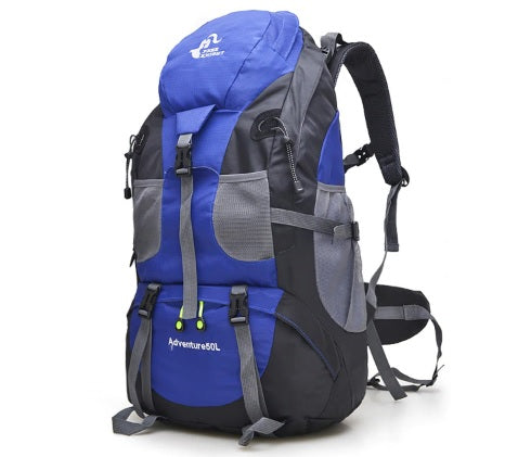 Free Knight 50L Large Waterproof Climbing Hiking Mountaineering Backpack