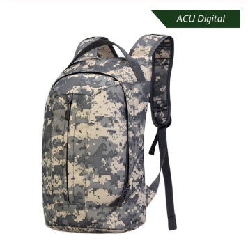 Protector Plus 20L Tactical Military Army Backpack-ACU Camo-ERucks