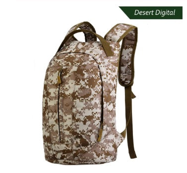 Protector Plus 20L Tactical Military Army Backpack-Desert Digital-ERucks