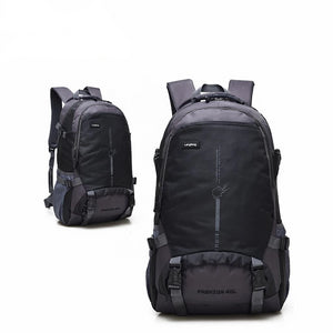 45L Euro Outdoor Waterproof Climbing Camping Trekking Backpack