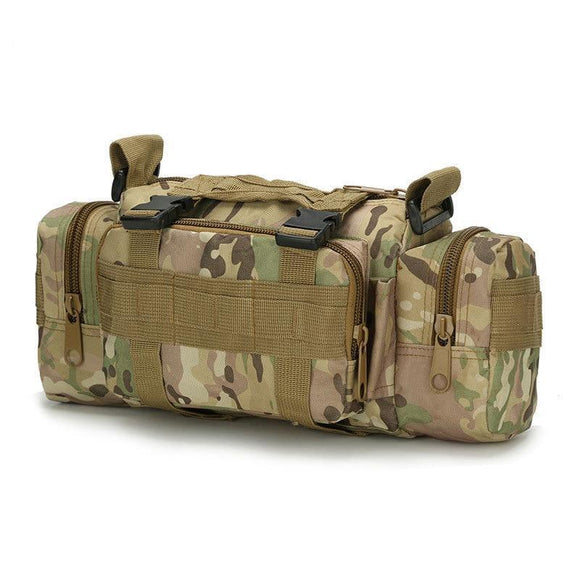 Outdoor Tactical Military Molle Waist Bag