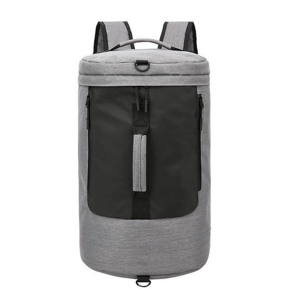 35L Men's Gym Backpack with USB Charging