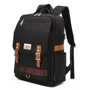 Women's Large School Vintage Backpack