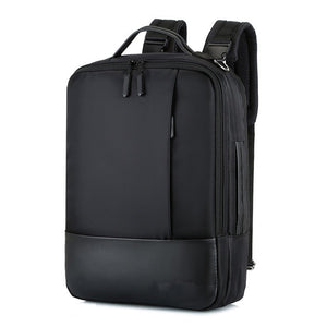 "Men's Business 3 in 1 15"" Laptop Backpack with USB Charging"