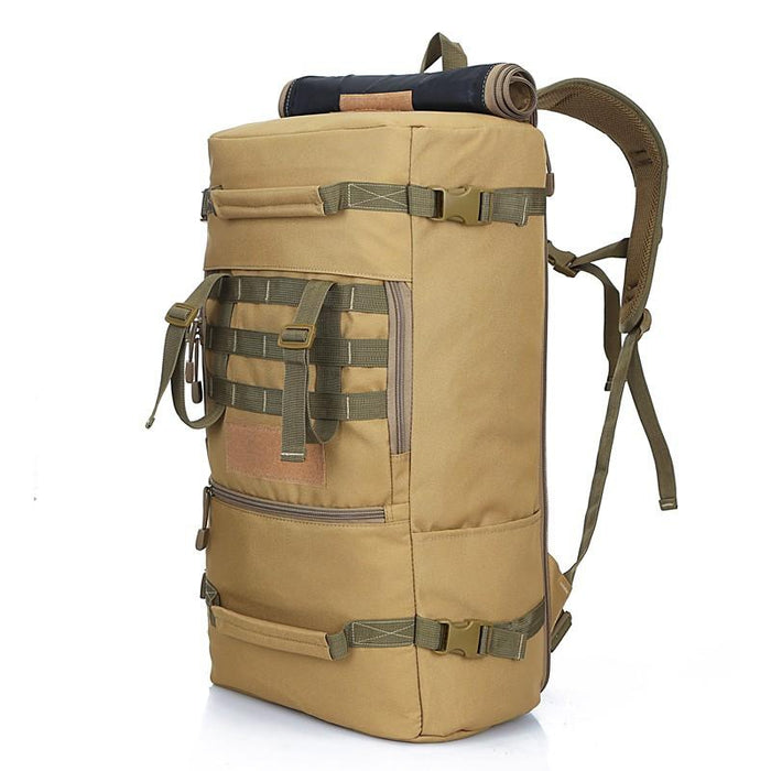 Military 3P 45L Molle Tactical Backpack