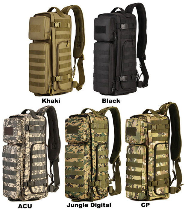 Large Sling Molle Military Backpack