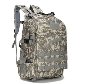 27L Military MOLLE 600D Tactical School Backpack