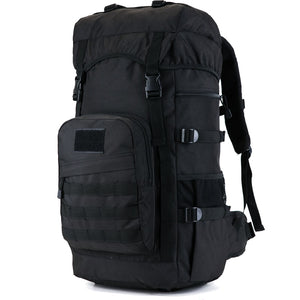 55L Military MOLLE Tactical Army Backpack