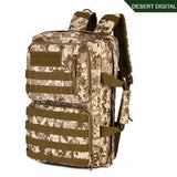 Protector Plus 21L Molle Military Backpack